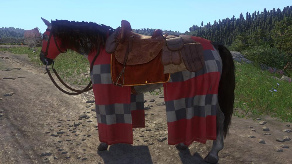 キングダムカム 攻略 序盤の馬装備購入方法 (Kingdom Come: Deliverance)
