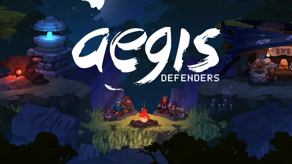 【インディーズゲーム】Aegis Defenders レビュー 飽きない忙しさでハマる。横スクロール型タワーディフェンス | ENCOUNTER GAMES(ゲーム レビュー・攻略情報)