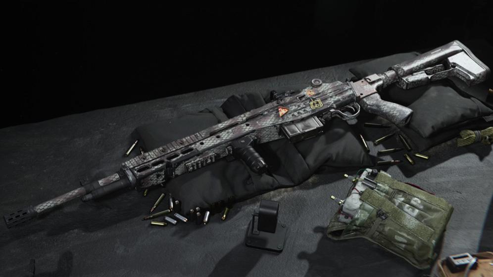 COD:MW 攻略 武器別おすすめアタッチメント紹介:EBR-14
